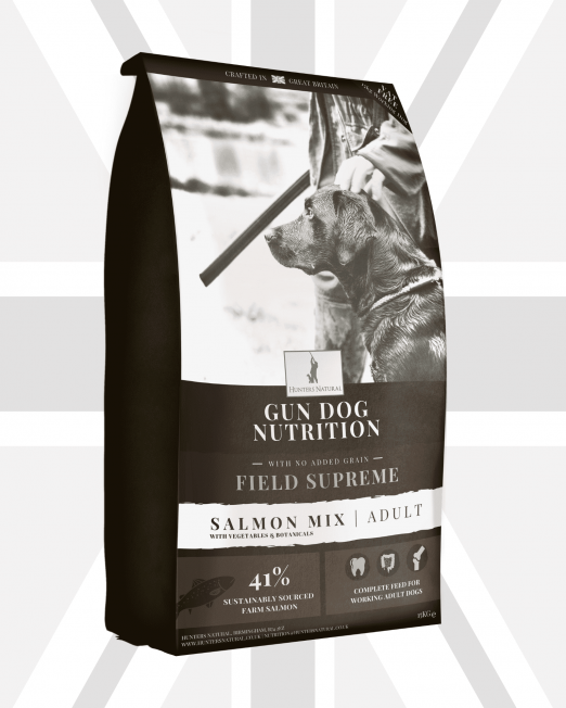 Hunters Natural Field Supreme Keepers Mix Adult Working Dog Feed Kibble
